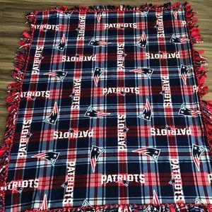 NFL New England Patriots Handmade Blanket
